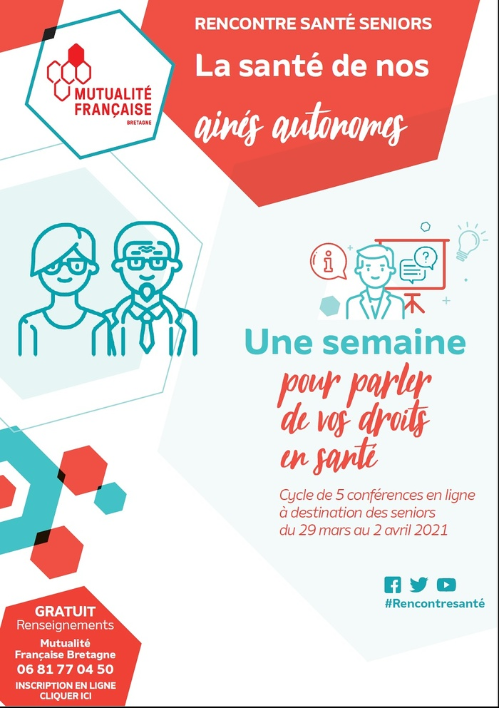 Forum accès aux droits et à la santé en partenariat avec la mutualité française bretagne