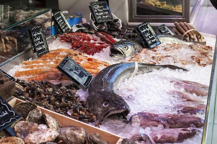 Pas de poissonnerie sur le marché d''ici le 06 Janvier 2021 0