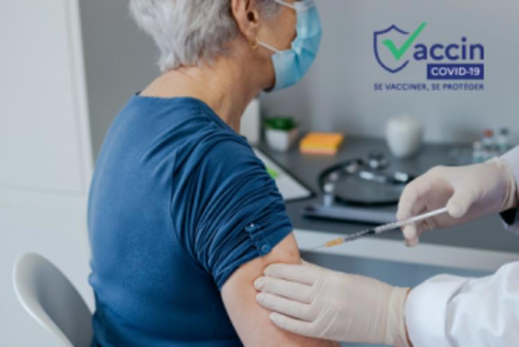 COVID 19 – Nouvelle accélération de la campagne de vaccination 0