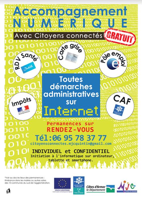 Accompagnement numérique « Citoyens Connectés » 0
