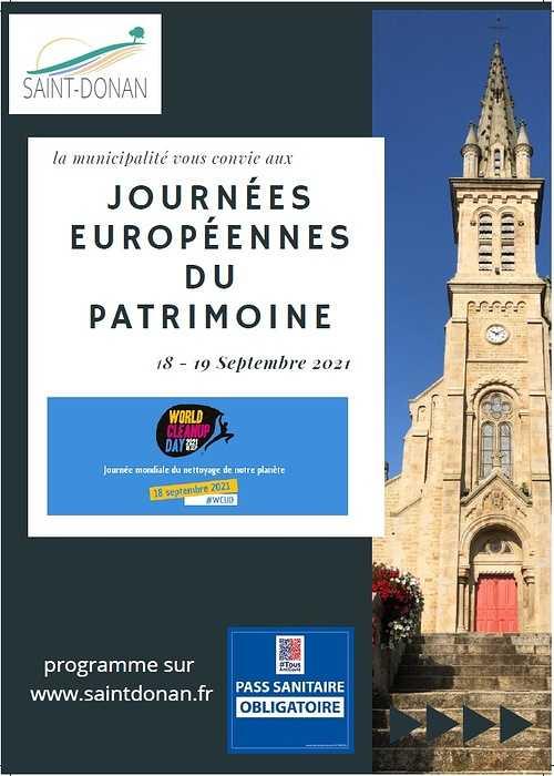 JOURNEES EUROPOPEENNES DU PATRIMOINE 0