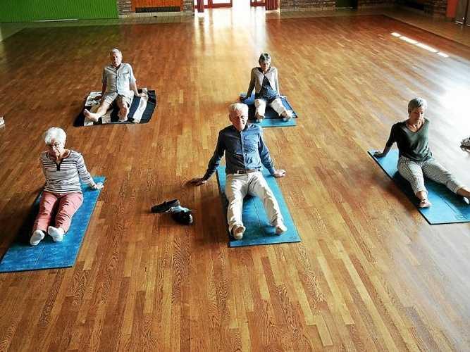 Association Donanaise de Yoga 0